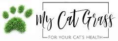 My Cat Grass Logo