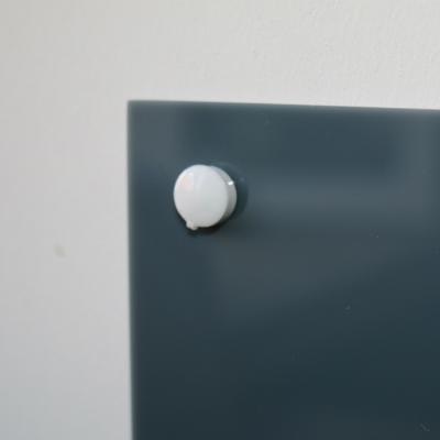 White Screw Cover Cap