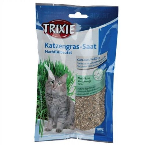Where to Buy Cat Grass - by Trixie