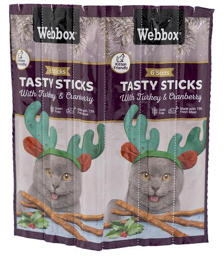 Webbox Tasty Sticks