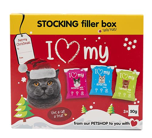 Cat Gift Stocking Filler