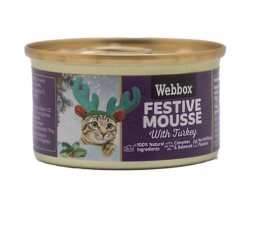 Webbox Festive Mouse