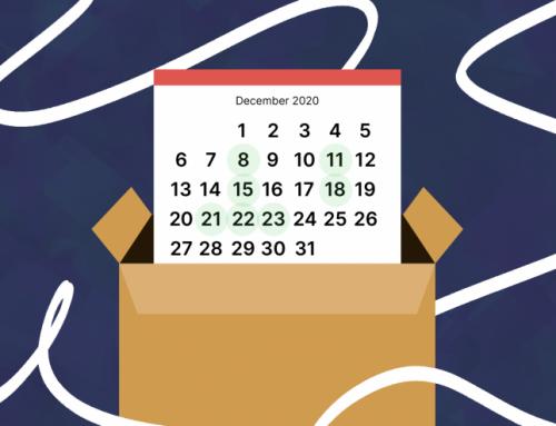 Christmas 2020 Shipping Dates